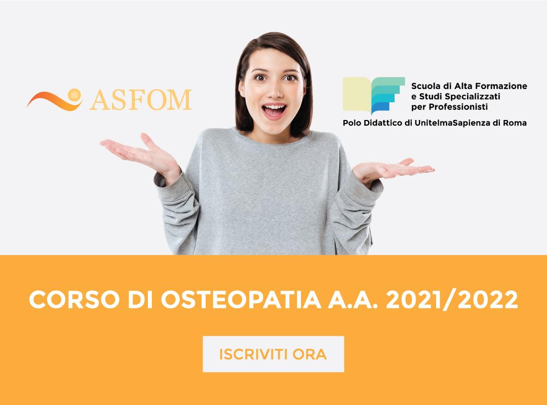 asfom - scuola di osteopatia